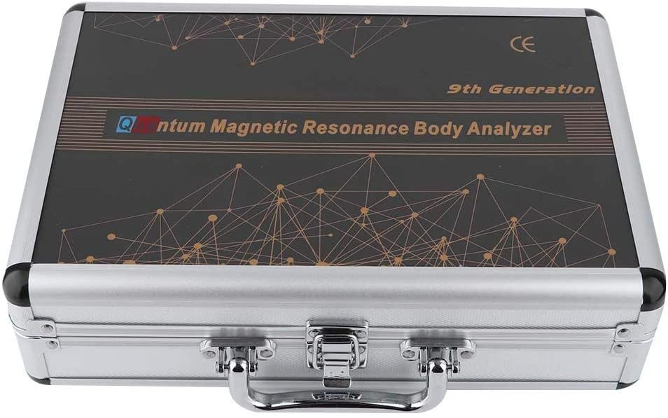 Analizador magnético de resonancia cuántica, analizador de cuerpo ...