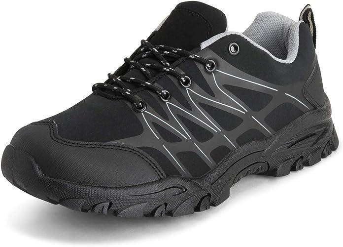 Hombres Acolchado Ligero para Caminar Sport Excursionismo Comfort Durable Entrenadores