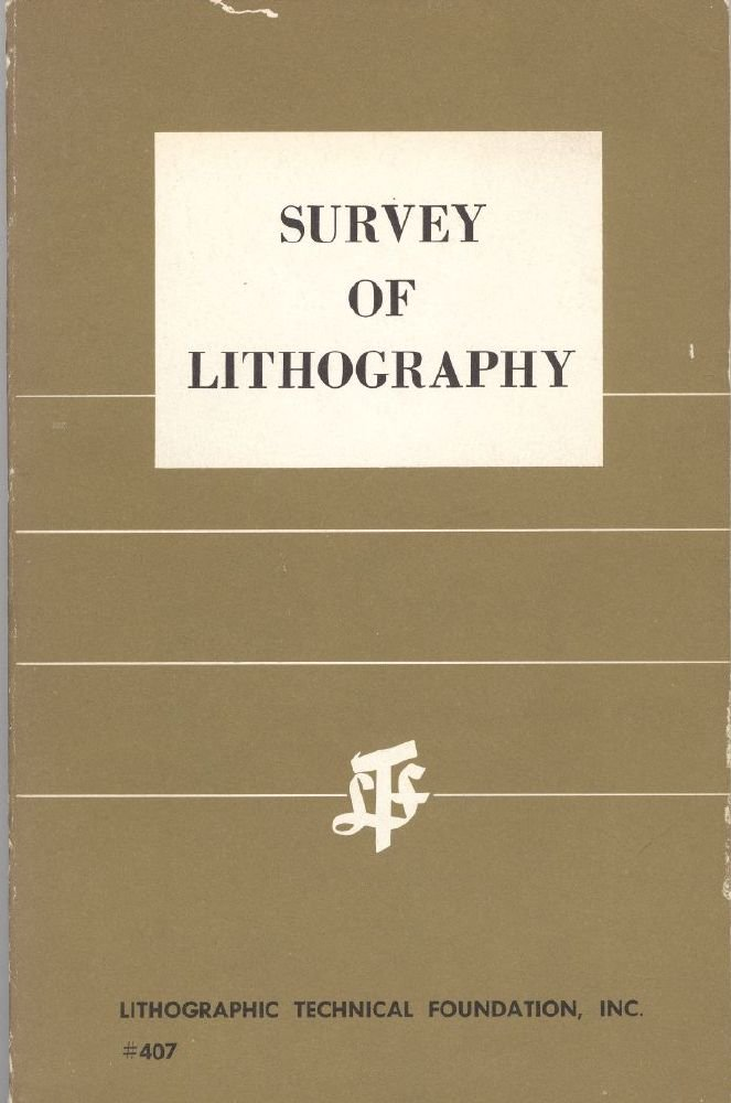 SURVEY OF LITHOGRAPHY.