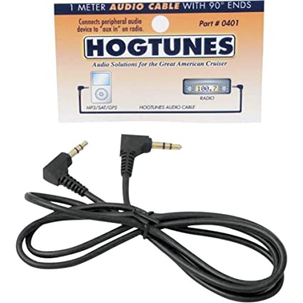 Remarkable Amazon Com Hogtunes 0401 3 3 Audio Cable Connect Mp3 Gps To Wiring Cloud Oideiuggs Outletorg