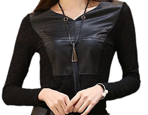 Lewi Brun - Camisas - Básico - Opaco - para mujer