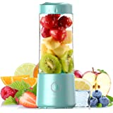[2020 Upgraded Version]Hotsch Portable Blender, Personal Size Blender Juicer Cup for Juice Crushed Ice Smoothies and…