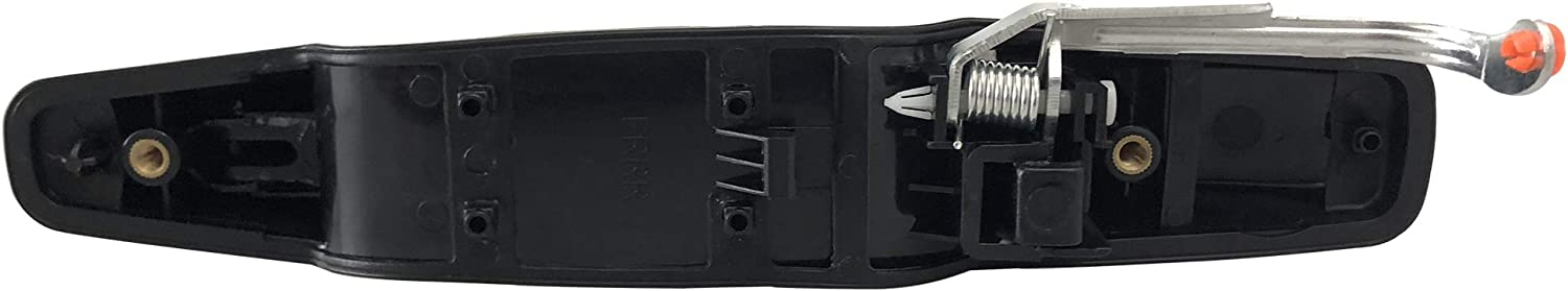 BOXI Exterior Door Handle Rear Right Passenger Side for 07-13 Chevy GMC Cadillac 25890260