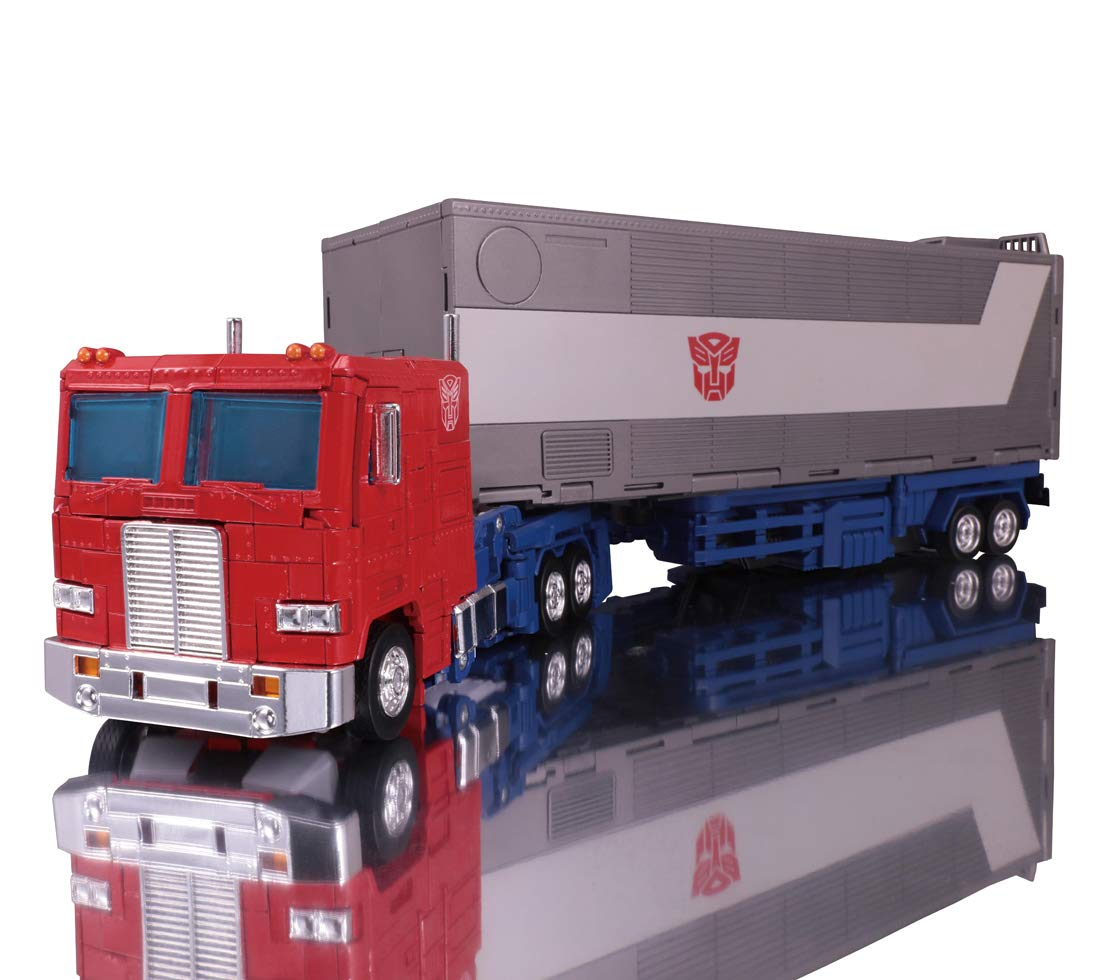 Transformers News: Why MP-44 Optimus Prime's Price Varries from $300-$450