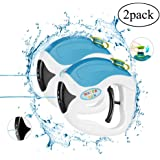 [NEWEST TOYS FOR SUMMER] 2 Pack Super Soaker Water Guns Water Spray Gun Water Game Pocket Pool Water Guns Water Blaster Small Water Guns Party Favors Swimming Pool Toys for Kids Adults Gift