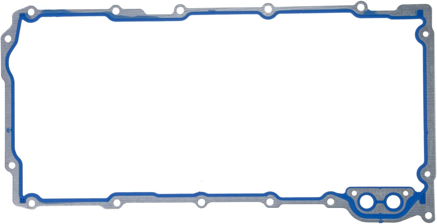 For 1979-1986 1988-1990 GMC K3500 Oil Pan Gasket Set Felpro 32426ST 1980 1981