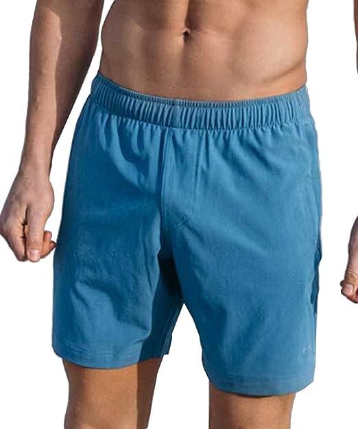 Barbell Apparel Ghost Ranger - Pantalones Cortos de Gimnasio para Hombre 2cf3b8afd336