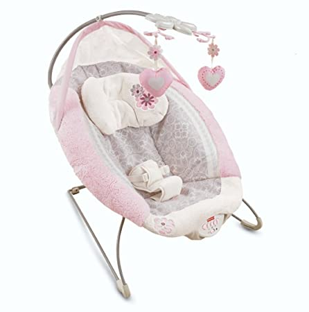 Fisher-Price My Little Sweetie Deluxe Bouncer Swings,Bouncers & Rockers at amazon