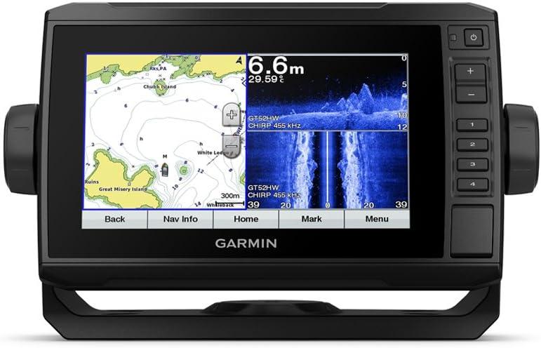 Garmin 010-01574-00 - GPS echoMAP Chirp 72sv WW Sonar sin xdcr: Amazon.es: Electrónica