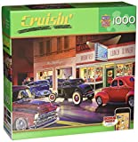 Masterpieces Phil's Diner Cruisin' Jigsaw Puzzle (1000-Piece)