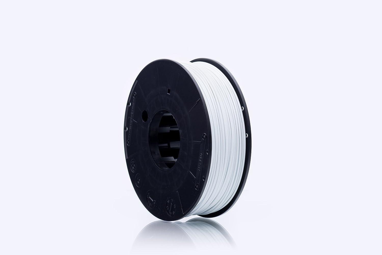 PRINT de Me 5906190615237 filamento para impresora 3d Ecoline PLA 1.75 mm, polar white POLIGRAF