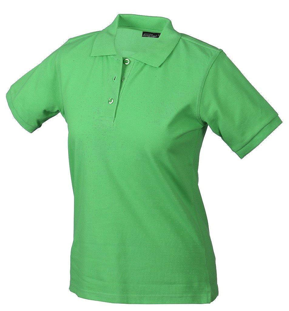 James /& Nicholson Klassisches Ladies Poloshirt JN 071