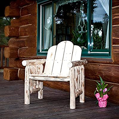 Montana Woodworks Montana Collection Deck Chair
