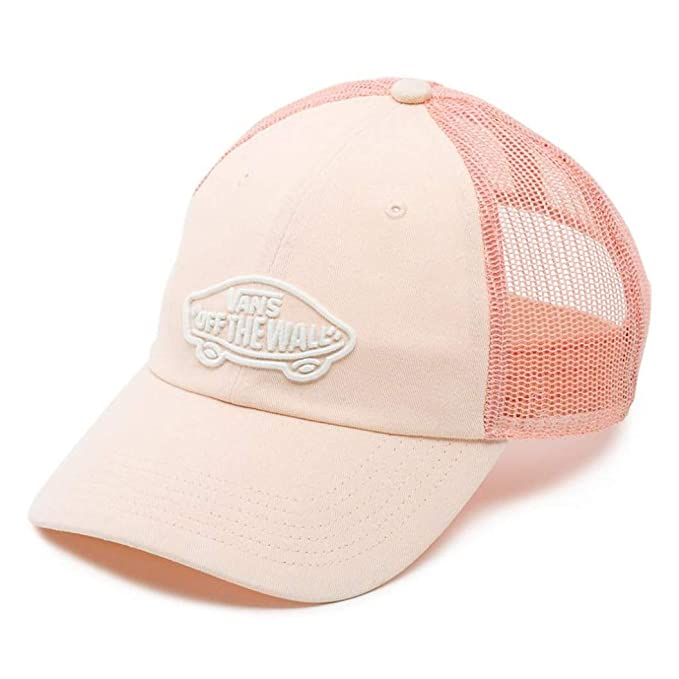 6a33fbebad8 Image Unavailable. Image not available for. Color  Vans Off The Wall Women s  Acer Trucker Hat ...