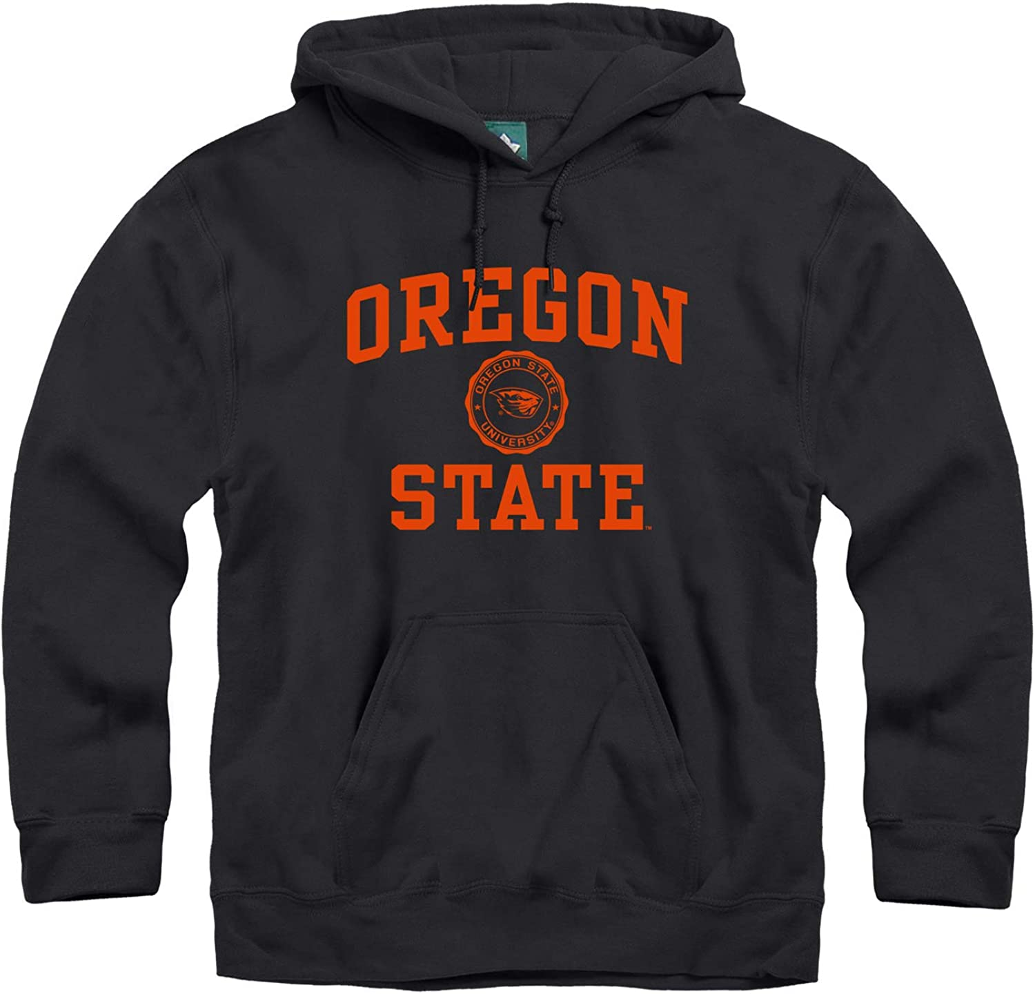 Ivysport Hooded Sweatshirt, Mens and Womens, School Color, Heritage Logo, NCAA Colleges and Universities