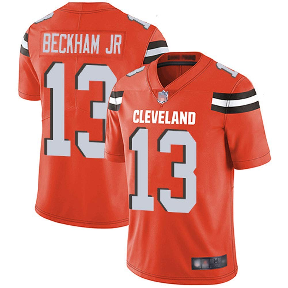 VF LSG Mens Cleveland Browns Odell Beckham Jr 13# Limited Stitch Jersey