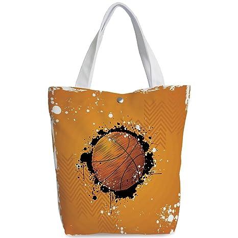 9c965c00a6 Amazon.com  Canvas Shopping bag