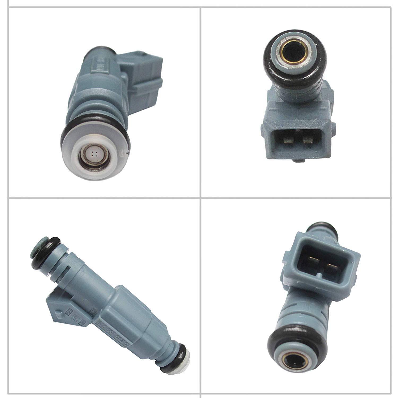 Genuine OEM Fuel Injector 0280155715  24lb For Chevrolet Ford Pontiac LS1  250cc