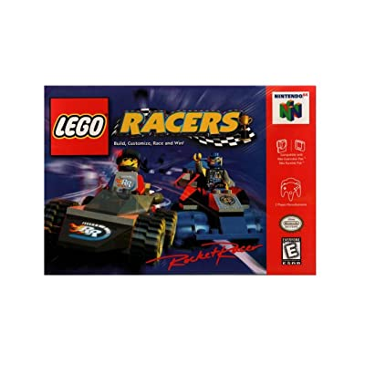 LEGO Racers: Video Games