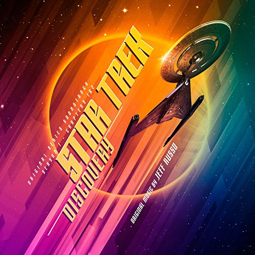 Album Art for Star Trek: Discovery (Original Series Soundtrack) by Jeff Russo
