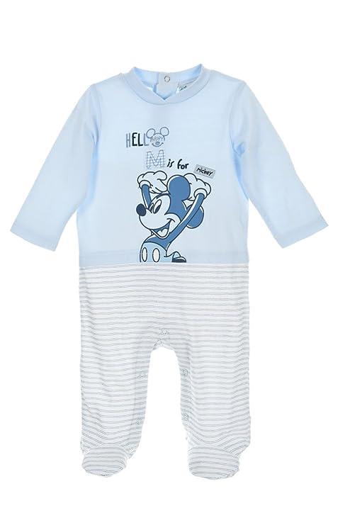 Pelele para bebé de Disney, Color Blanco y Azul Claro, diseño de ...