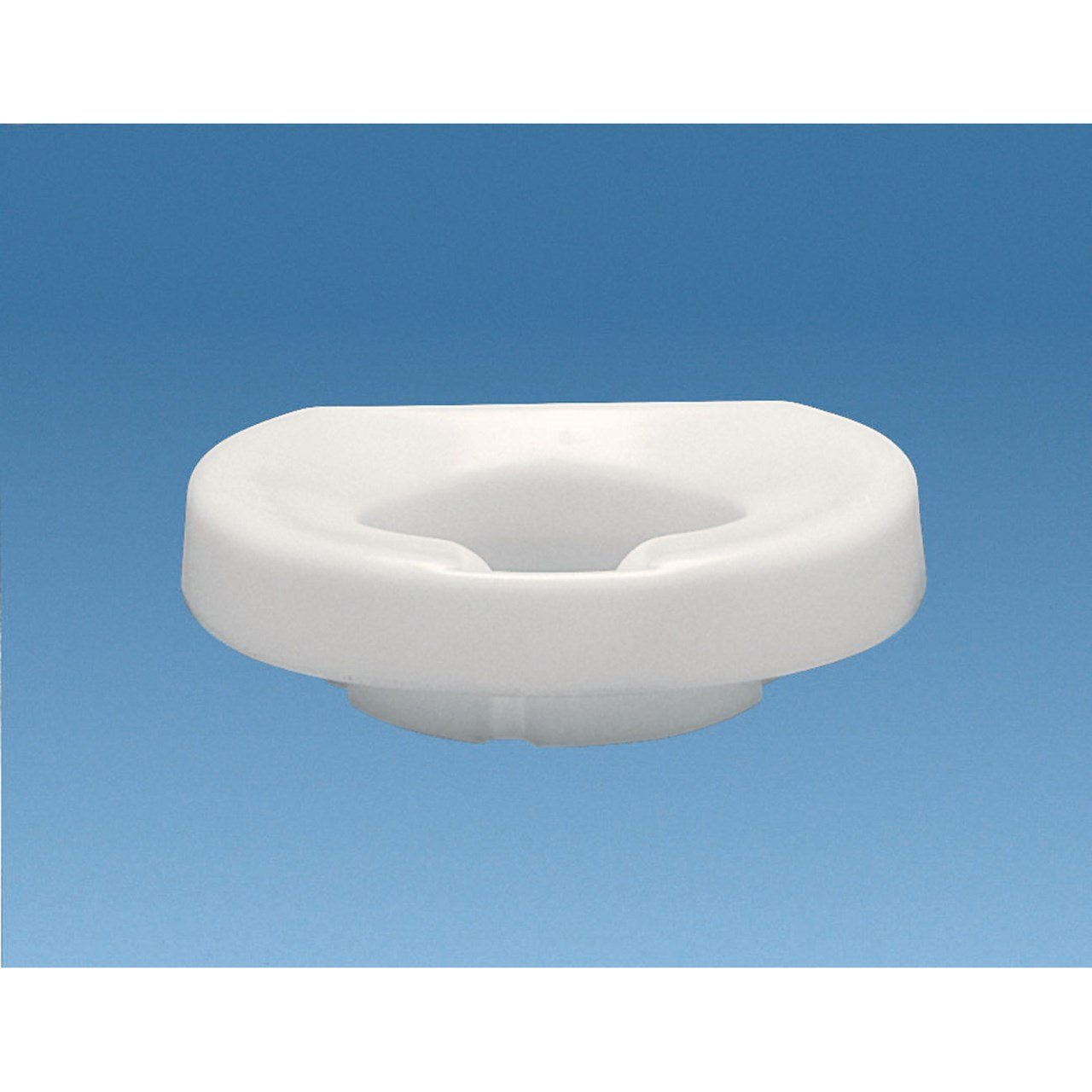 elongated raised toilet seat. amazon.com: sp ableware tall-ette 6-inch elongated elevated toilet seat (725831006): health \u0026 personal care raised l