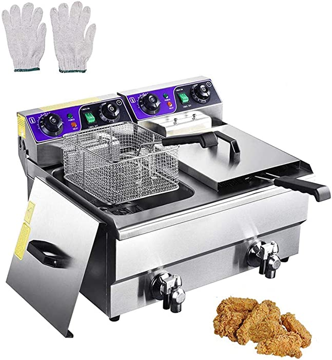 Top 10 Table Model Deep Fryer