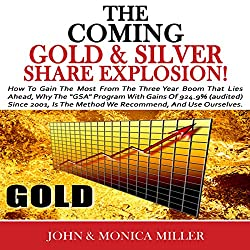 The Coming Gold and Silver Share Explosion!