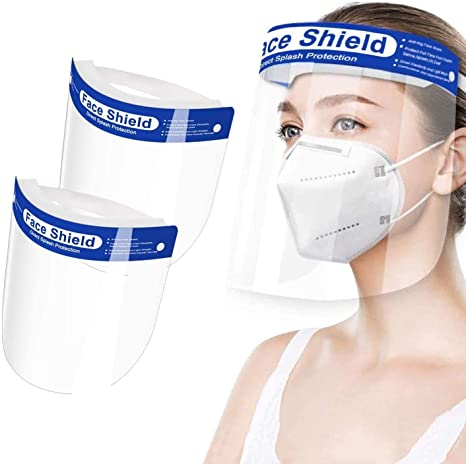 Covering Face Face Shield Protection Protection Full Face Mask Shield