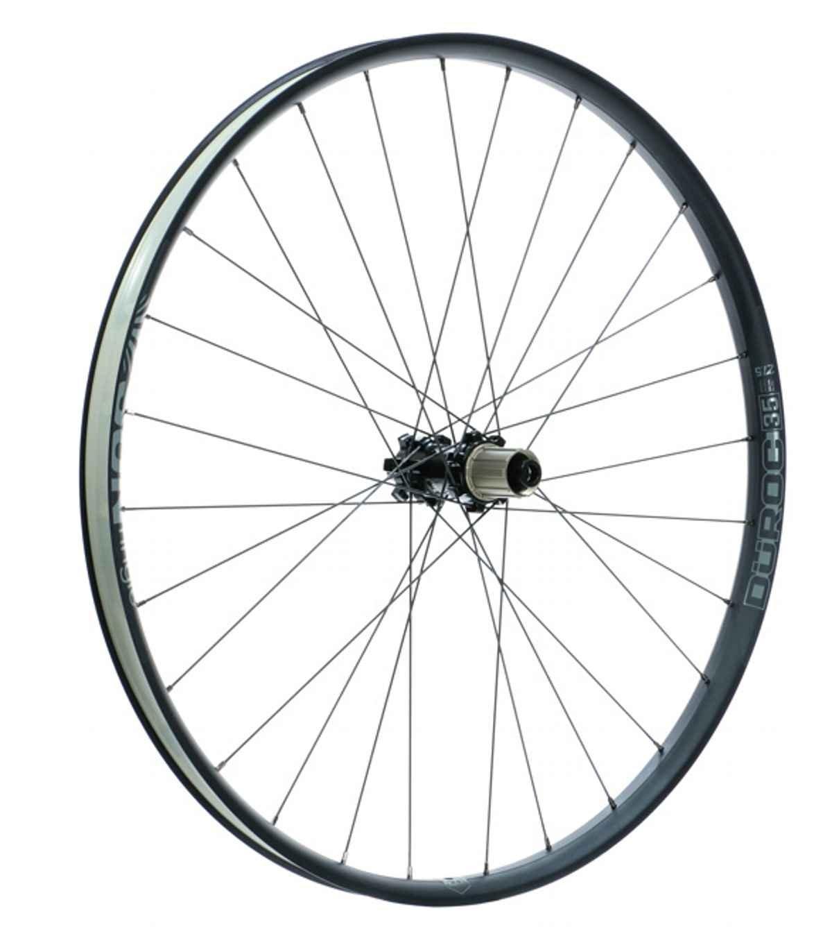Sun Ringle Duroc 35 Expertリアホイール: 27.5インチリア142 / QR、Shimano 11 / SRAM XD、ブラック   B072866PZM
