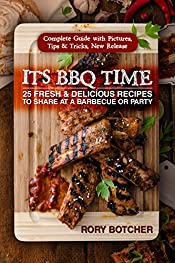 It's BBQ Time: 25 Fresh & Delicious Recipes To Share At A Barbecue Or Party (Rory's Meat Kitchen)