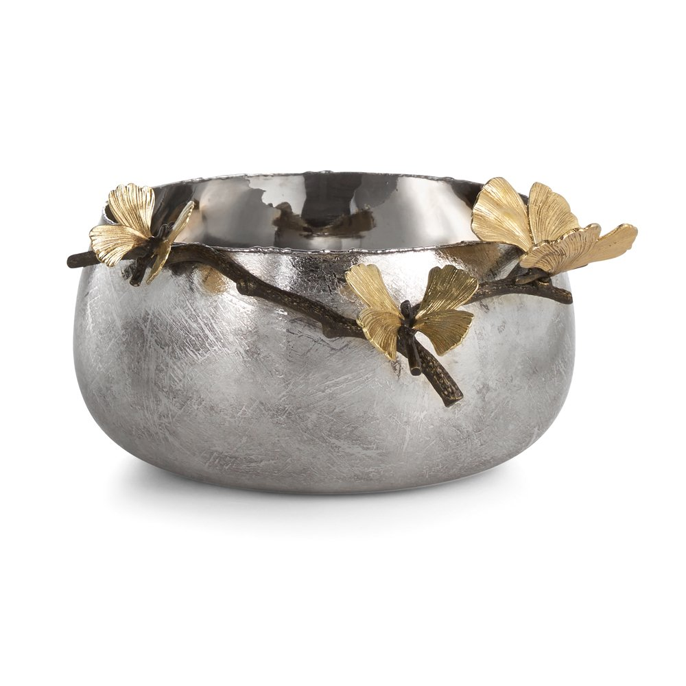 Michael Aram Butterfly Ginkgo Serving Bowl