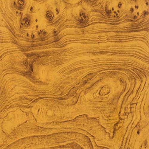 VViViD XPO Wood Grain Matte Knotty Maple Premium Film Vinyl Wrap 49'' x 1 ft. by VViViD Vinyl