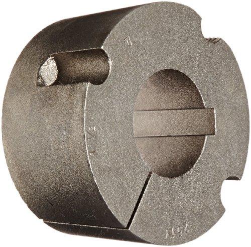 Taper 1 1/2 Inch Shaft - Martin 2517 1 1/2 Taper Bushing, Sintered Steel, Inch, 1.5