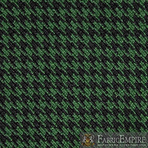 Houndstooth Automotive Retro Headliner Material & Upholstery Fabric 57