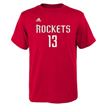 James Harden Houston Rockets # 13 NBA Gametime reproductor juventud camiseta, Niños Unisex niña Infantil