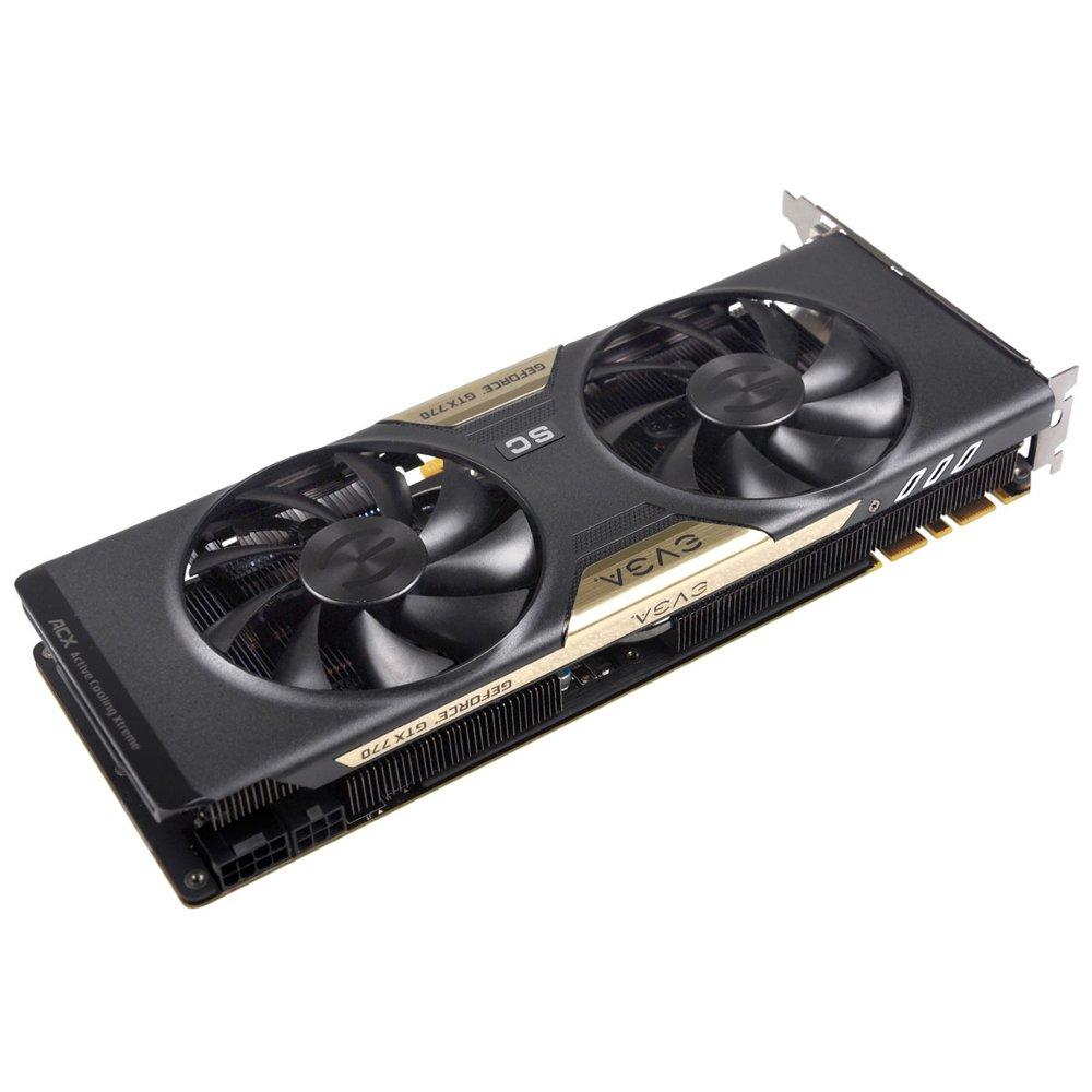 Amazon.com: EVGA GeForce GTX770 Superclocked con EVGA ACX ...