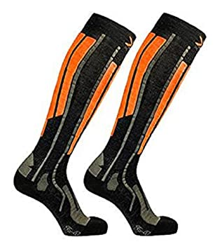 X-Bionic & X-Socks Winter Sports X de Cross Jub Calcetines de esquí