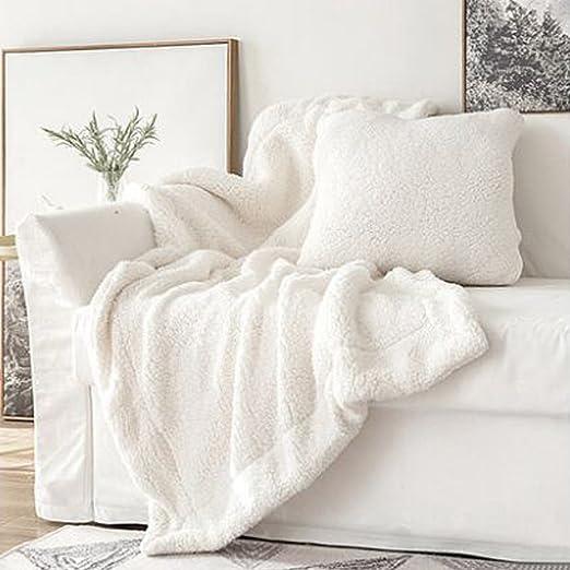 Pillow One Home Preferred Quilt Doble Uso Sofá Almohada ...