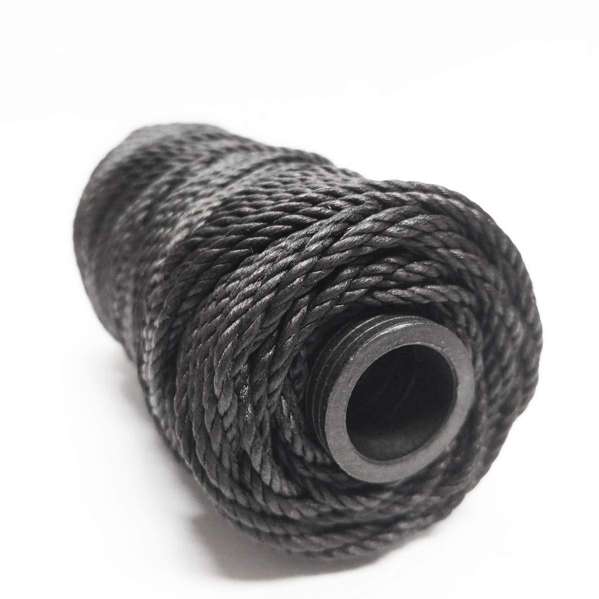 JFN Netting Repair Kit for #42 Nylon 1-7//8 Black Baseball Net