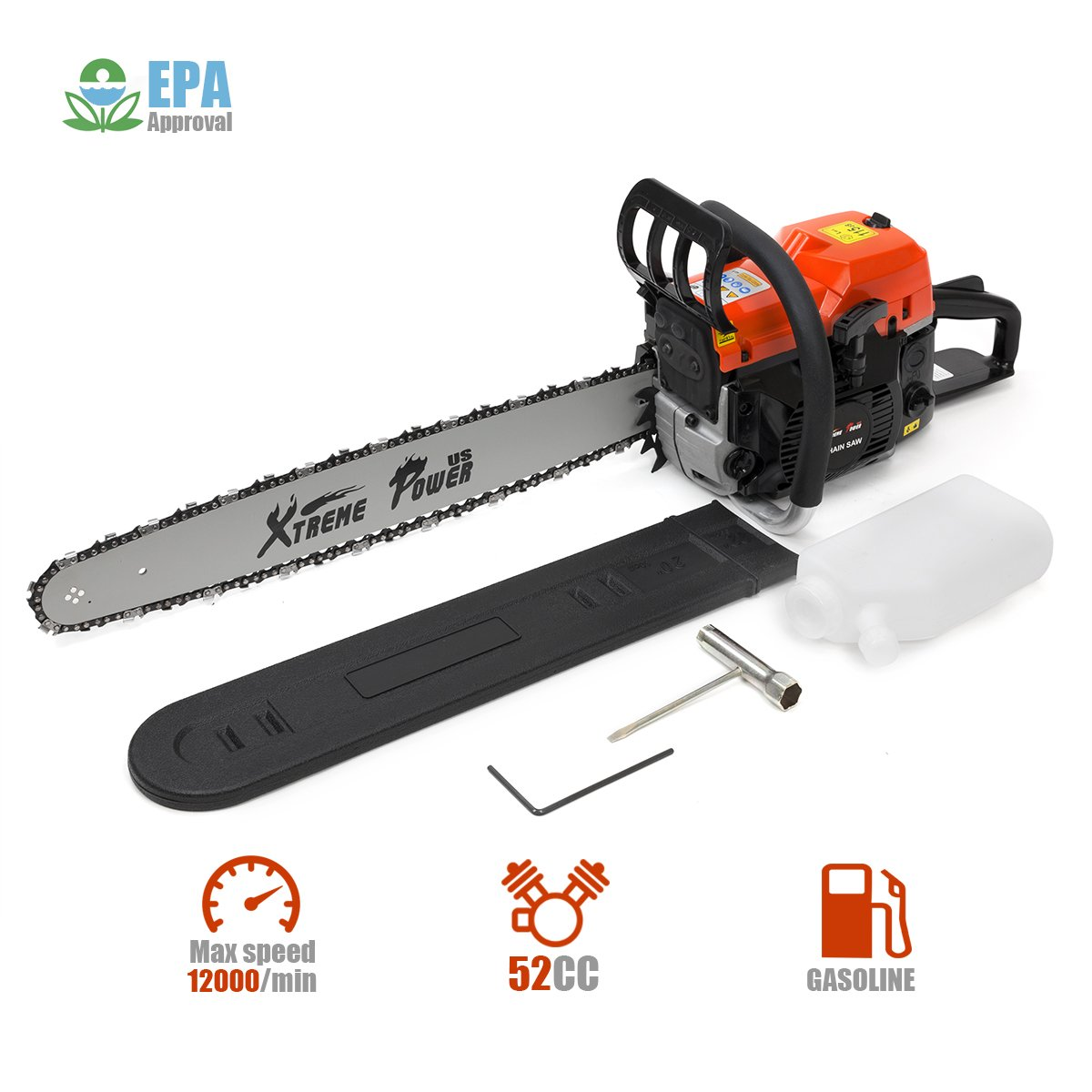 Top 10 Best Chainsaws Reviews in 2020 & Buying Guide 6