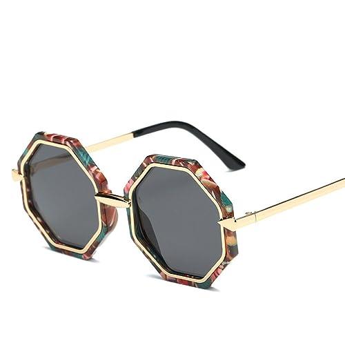 FAONL Gafas De Sol De Moda Gafas De Sol Clásicas Retro
