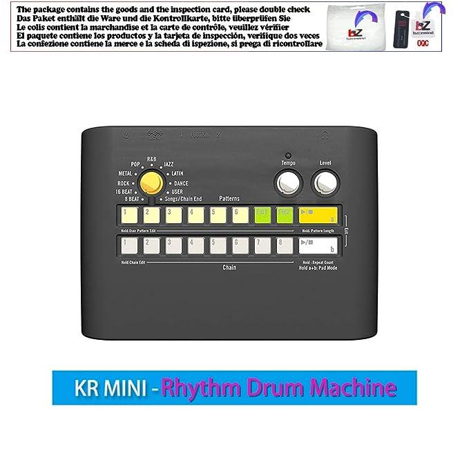 Amazon.com: Rhythm Drum Machine Power-up your practicing ...