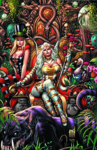 Wonderland Volume 2 (Grimm Fairy Tales Presents Wonderland)
