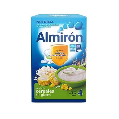 Almirón Papilla de cereales sin gluten a partir de los 4 meses - 500g