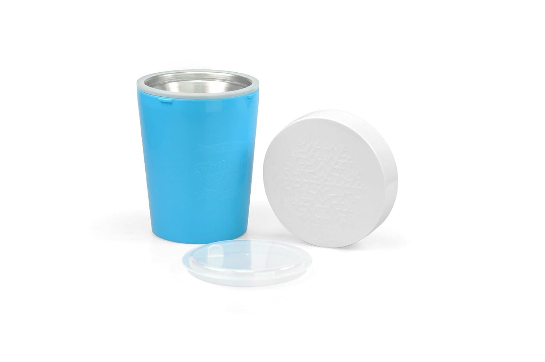 Amazon.com: Mustard Ice Cream Maker Machine - Blue Make \'N\' Shake ...
