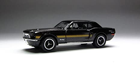 Amazon Com Matchbox 2015 Mbx Adventure City 68 Ford Mustang Gt