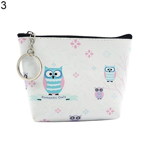 P12cheng - Monedero para niña, cartera, bolso de papel ...
