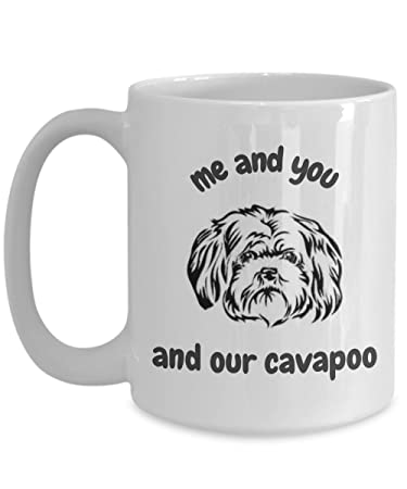 Amazon Cavapoo Mug