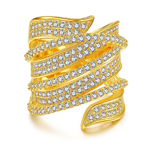 Bella Lotus Crystal Fashion Jewelry product image